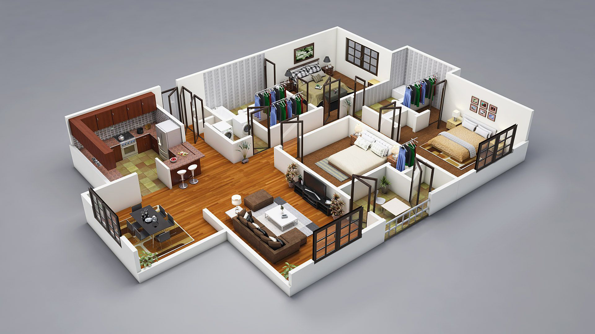 Why 3D Floor Plans Are Better Than Standard Floor Plans
